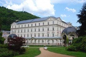 Sadovy Pramen; Karlsbad; Karlovy Vary; Diamant reisen; Kurreisen; Medical vacation; Medical treatment; Tschechien; Czech republic; Spa; Wellness